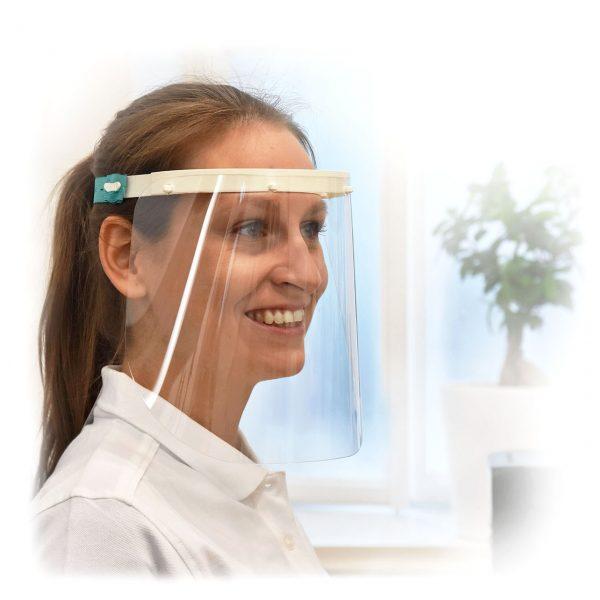 3D-Gesichtsschild FS-01 anwendung Gesichtsvisier Faceshield SHOP 3